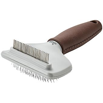 Hunter Cepillo Combinado Cardar y Peinar (Dogs , Grooming & Wellbeing , Brushes & Combs)