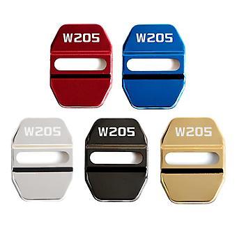 Car-styling Auto Emblems Case For Mercedes Benz W203 W204 W205 C260 E300 Glc