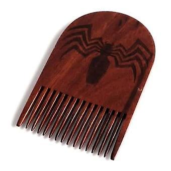 Myrkkylogo puinen partakampa