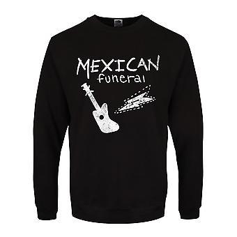 Grindstore Herren mexikanische Beerdigung Sweatshirt