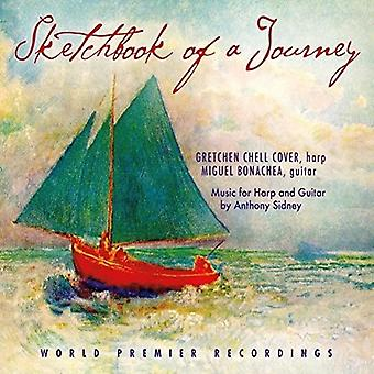 Gretchen Cover - Skissebok av en reise [CD] USA import