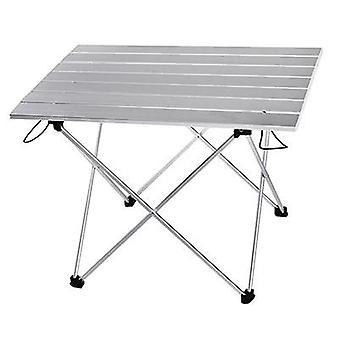 Ulkona Alumiini taittuva Camping Kannettava pöytä