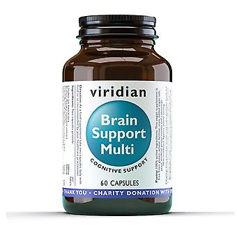 Viridian Brain Support Multi Capsules 60 (107)