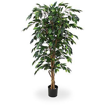 Ficus Benjamini artificiale artificiale 150 cm