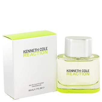 Kenneth Cole reazione Eau de toilette spray di Kenneth Cole 1,7 oz Eau de toilette spray