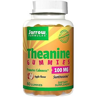 Jarrow Formules Theanine 100mg Gummies 60