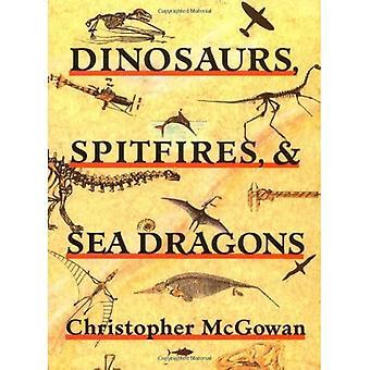 Dinosaurussen, Spitfires en Zeedraken