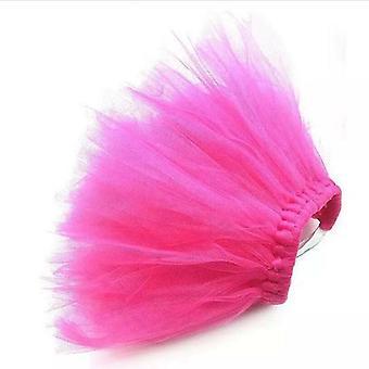 Hot Pink Dog Tutu Skirt | Xs-xxxl