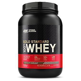 Optimum Nutrition Gold Standard 100% Whey Chocolate Hazelnut 896 g