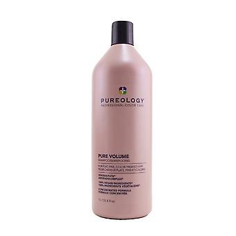 Pureology Pure Volume Shampoo (For Flat  Fine  Color-Treated Hair) 1000ml/33.8oz