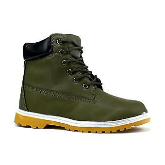 Builder's Boot Olive