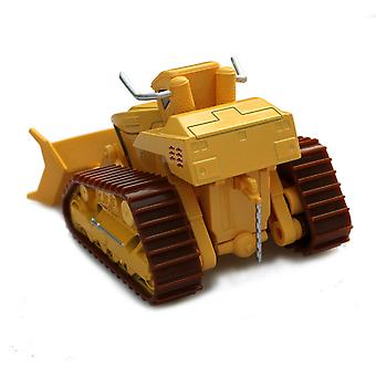 Cars Rhapsody Bullfighter Bulldozer Alloy Toy Car Model
