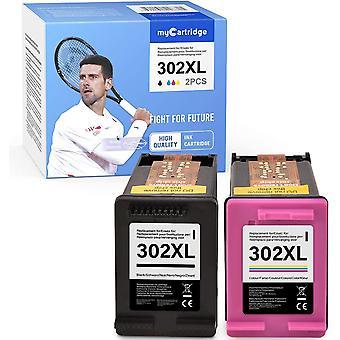Wokex Wiederaufbereitet Druckerpatronen kompatibel HP 302 XL 302XL fr HP OfficWokex 3830 3831 3833
