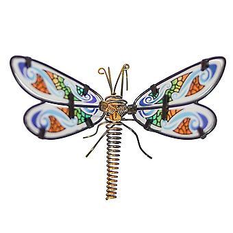Primus lasi & metalli kevät siipi häntä sudenkorennan potin ripustin