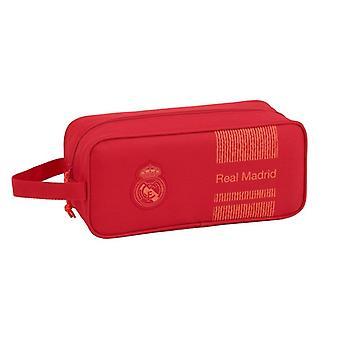 Travel Slipper Holder Real Madrid C.F. Red Polyester