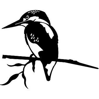 puutarhakuppi kingfisher 22,1 x 27,7 cm teräs musta