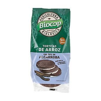 Organic Carob Brown Rice Pancakes 100 g