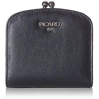 Picard Bingo - Women's Coin Purse, Blue (Ozean), 9x3x10 cm (B x H T)