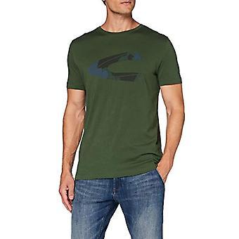 camel active 4096034t0338 T-Shirt, Fir Green, S Men