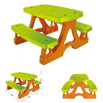 Ławka dla dzieci Mochtoys, grupa fotelików dziecięcych 10722 do wewnątrz i na zewnątrz 79x78x49 cm