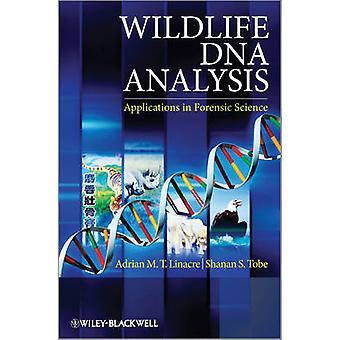 Análise de DNA de animais selvagens