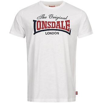 Lonsdale T-skjorte for menn Aldingham
