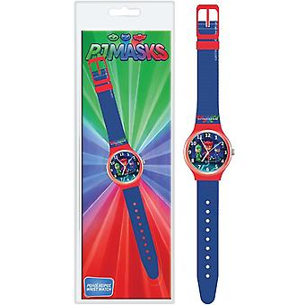Pj masks watch - blister pack 484002