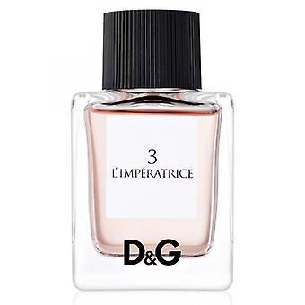 Parfum femme 3 L'IMPÉRATRICE Dolce &Gabbana EDT (50 ml) (50 ml)