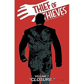Thief of Thieves Volume 7: Closure by Brett Lewis (Paperback, 2019)