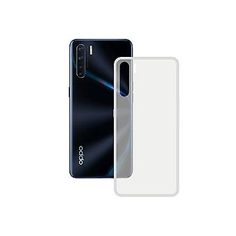 Mobile cover OPPO A91 Contact TPU Transparent
