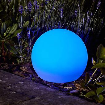 Смарт Солнечная Потрясающие - Современные солнечные Lunieres Orb Light 20x17cm
