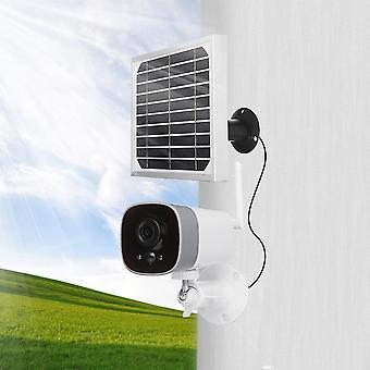 Solar Power IP Kamera Wifi Überwachungskamera Nachtsichtapp App Voice Intercom