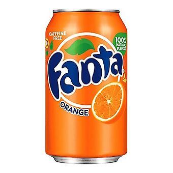 Osvěžující nápoj Fanta Orange (33 cl)