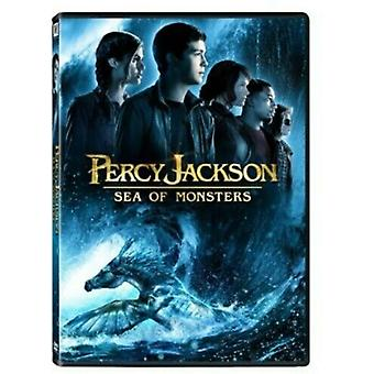 Percy Jackson Sea of Monsters [DVD] [20 DVD