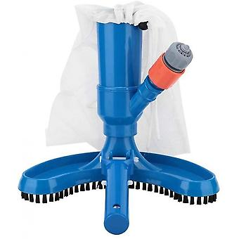 Portable Pool Cleaner With Brush Pool Cleaning Accessories Fountain Whirlpool