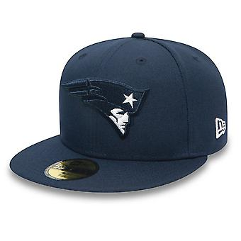 New Era 59Fifty Fitted Cap - POP New England Patriots