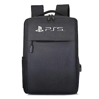For Ps5 Backpack Canvas Carry Bags