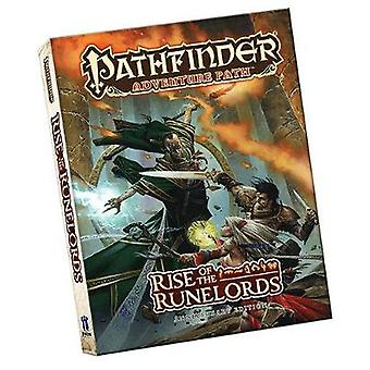Pathfinder Adventure Path Rise of the Runelords Anniversary Edition Pocket Edition