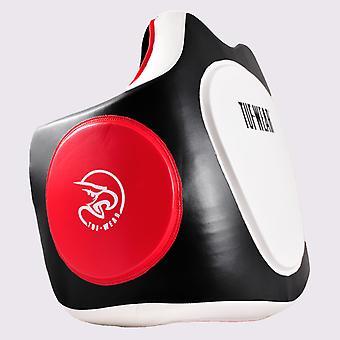 Tuf Wear Armour Body Shield Protector Svart / Vit