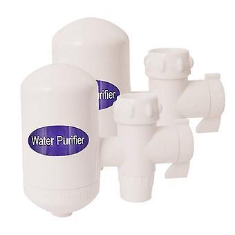 Faucet handles controls faucet home purifier ceramic filter