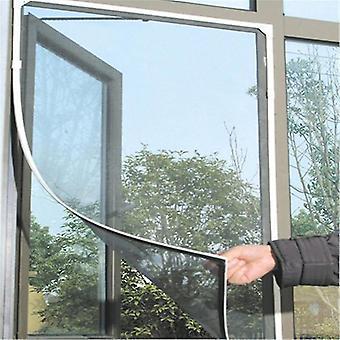 Anti Insect Window Net Mesh Screen - Curtain Protector Black Window Screen