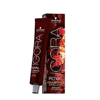 Permanent Dye Igora Royal Opulescence Schwarzkopf 3-19