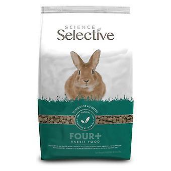 Supreme Science Selective Four+ Rabbit Food - 4.4 lbs