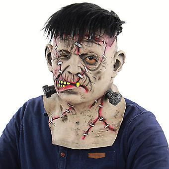 Halloween Grusel Maske, Frankenstein Maske