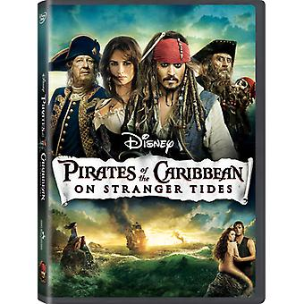 Pirates of the Caribbean-on Stranger Tides [BLU-RAY] USA import