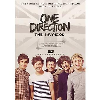 One Direction - Invasion [DVD] USA import