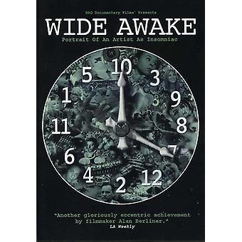 Importación de amplia despierta [DVD] los E.e.u.u.