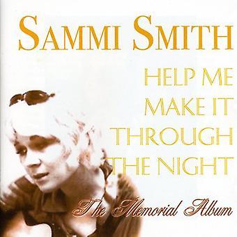 Sammi Smith - helfen mir machen es Through the Night [CD] USA import