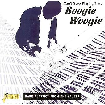 Can't Stop Playing That Boogie - Can't Stop Playing That Boogie [CD] USA import