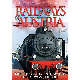 Railways of Austria [DVD] USA import